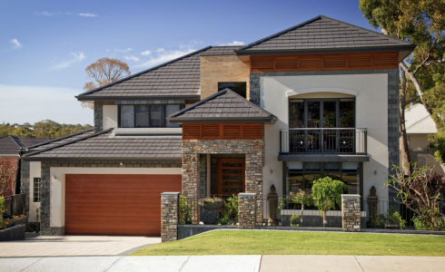 New Display Home Designers Perth – Luxury Double Storey Home