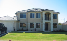 Custom Designed Two Storey Home Perth  Luxury New Home Designers